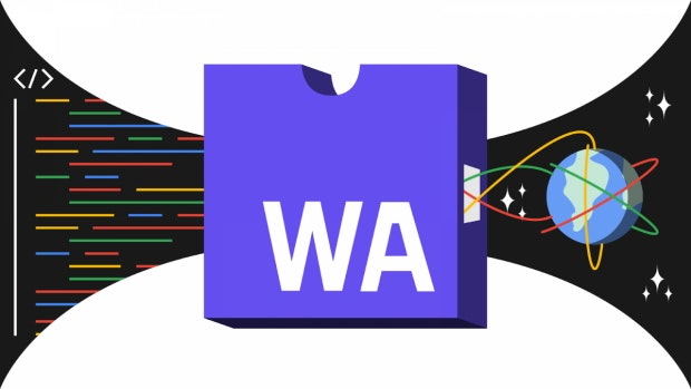 WebAssembly graphic