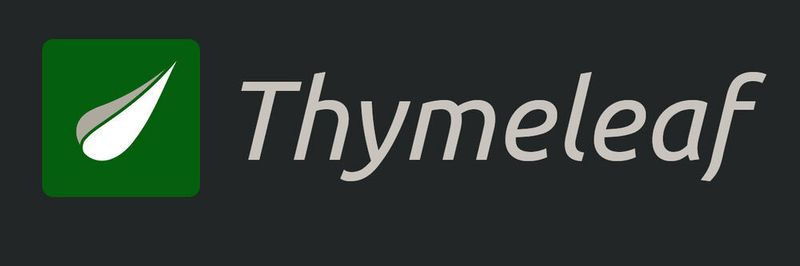 In Spring, views, i.e. websites, are often created with Thymeleaf.