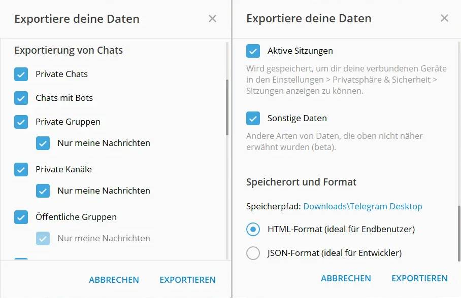 How Do I Delete My Telegram Account Iwanta Tech